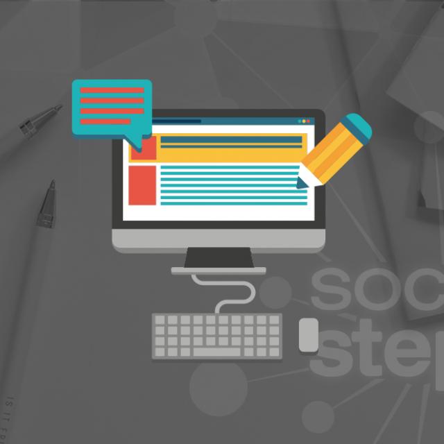 Social Steps marketing ügynökség Szeged - Hogyan írjunk blogcikket?